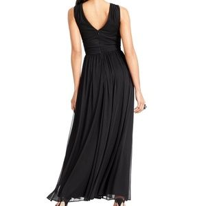 Alex Evenings Dresses - NWT Jeweled Brooch Halter Gown Sz 8